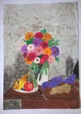 Andronachi Mihaela artistia emergente